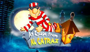 Alcatraz игровой автомат