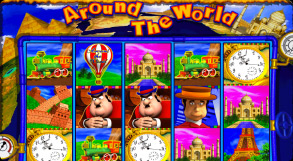 Around the World игровой автомат