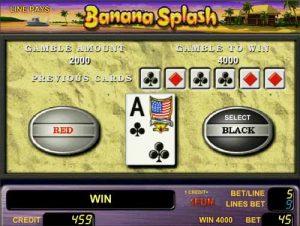 Banana Splash играть без регистрации