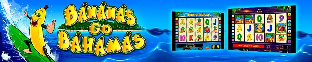 Bananas Go Bahamas игровой автомат бесплатно