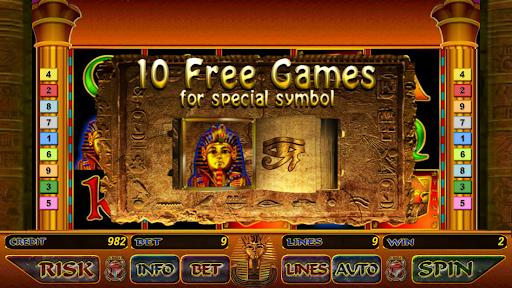 слот Книга Египта играть бесплатно