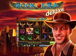 Book of Ra Deluxe игровой автомат