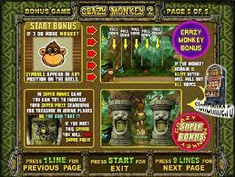 игровой автомат Crazy Monkey 2 онлайн