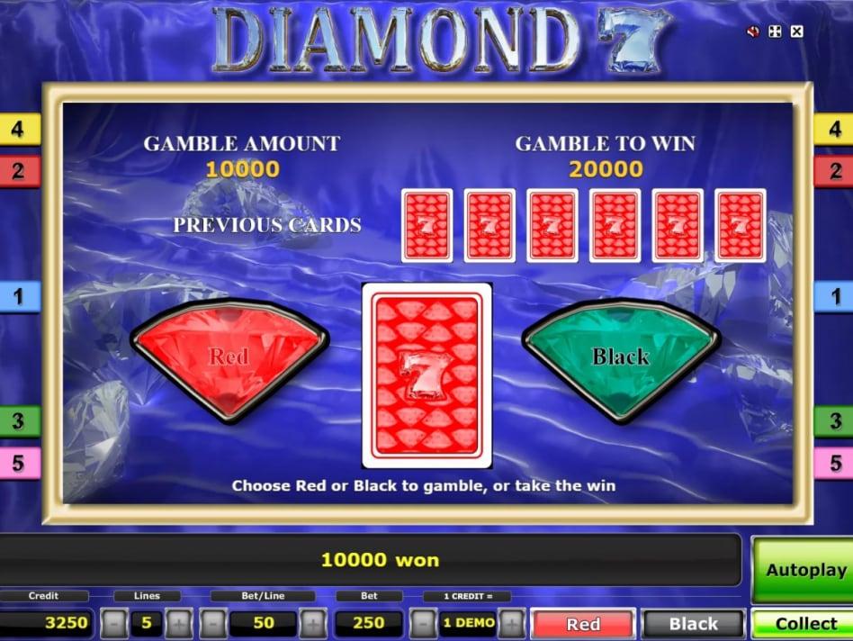 игровой автомат Diamond 7s
