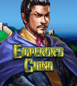 играть бесплатно слот Emperor's China