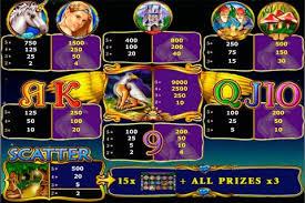 Gryphon's Gold игровой автомат