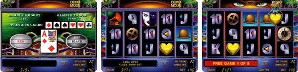 Heart of Gold игровой автомат