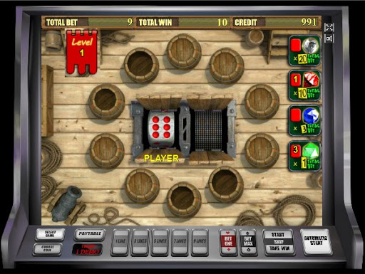 Pirate 2 бонус игра