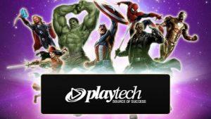 Playtech игровые автоматы