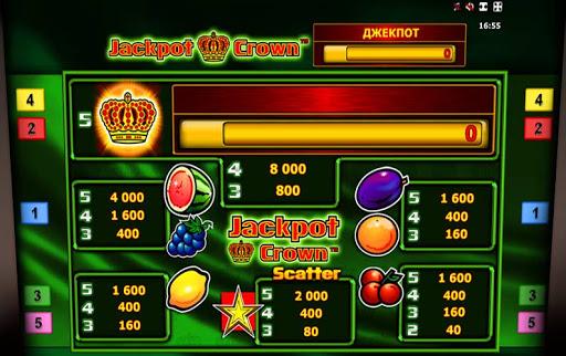 игровой автомат Jackpot Crown