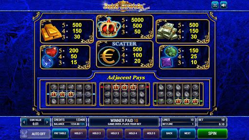 игровой автомат Корона Делюкс