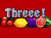 игровой автомат Three играть онлайн