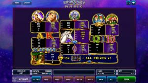 игровой автомат Единорог