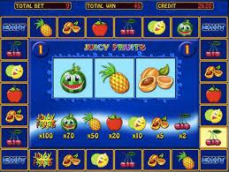 слот Juicy Fruits играть бесплатно