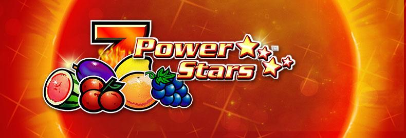 слот Power Stars играть бесплатно