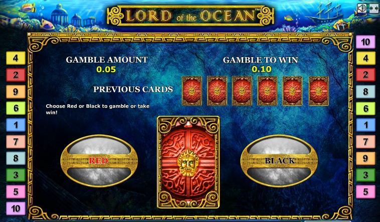 слот Lord of the Ocean играть бесплатно